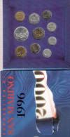 SAN MARINO ORIGINAL BU SET 1996 - Saint-Marin