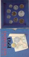 SAN MARINO ORIGINAL BU SET 1993 - Saint-Marin