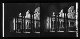 D1202 - ITALIE - ROME - SAINT PAUL Hors Les Murs - Cloître - Plaques De Verre