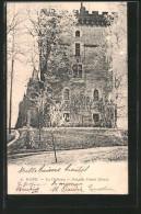 CPA Rans, Le Château - Unclassified