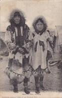 ALASKA  MERE ET FILLE (DIL13) - Cartes Postales