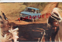KENYA - SAFARI  VOITURE  AUTOMOBILE - Kenya