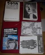 BEATLES FAB FOUR FLASH  N° 2 à 18 + FAB FOUR PUBLICATION  N° 1 à 5 Et 7 à 20 + 22 - Musique