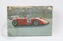 Advertising Matchbox/ Matches - Racing Car Series: Abarth 2000 - Cajas De Cerillas (fósforos)
