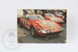 Advertising Matchbox/ Matches - Racing Car Series: Ferrari Daytona - Cajas De Cerillas (fósforos)