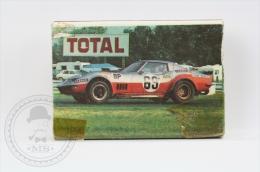 Advertising Matchbox/ Matches - Racing Car Series: Chevrolet Corvette - Cajas De Cerillas (fósforos)
