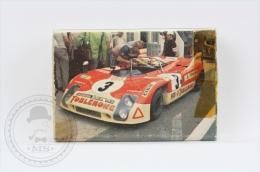 Advertising Matchbox/ Matches - Racing Car Series: Porsche 908/ 03 - Cajas De Cerillas (fósforos)