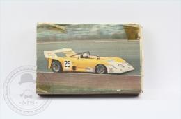 Advertising Matchbox/ Matches - Racing Car Series: Lola T - 292 - Cajas De Cerillas (fósforos)