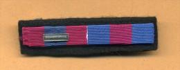 Barrette De 2 Décorations Gendarmerie - France