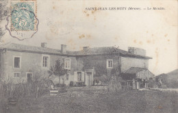 Saint Jean Les Buzy Le Moulin - France