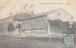 Saint Jean Les Buzy L'école - France