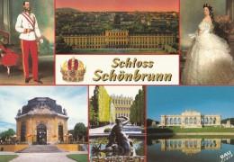 WIEN SCHLOSS SCHONBRUNN - Château De Schönbrunn