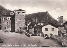 R14-455 - AVISE - AOSTA  - F.G. - VG. - A. '50 - Aosta