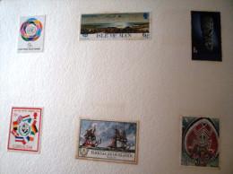 Stamps Boxes - Briefmarken