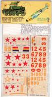INSEGNE  PER  AEREI  E  CARRI  ARMATI ,  Tupolev Sb 2  ,  Badges And Markings - Aerei E Elicotteri