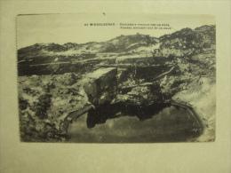 11494 - MIDDELKERKE - ENTONNOIR PRODUIT PAR UN OBUS - Middelkerke