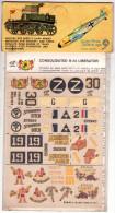 INSEGNE  PER  AEREI  E  CARRI  ARMATI , Consolidated  B  24  Liberator   ,  Badges And Markings - Aerei E Elicotteri