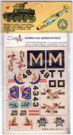 INSEGNE  PER  AEREI  E  CARRI  ARMATI ,   Boeing  B  29  Superfortress    ,  Badges And Markings - Aerei E Elicotteri