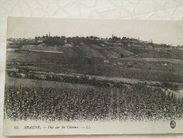 BEAUNE - 21 -  VUE SUR LES COTEAUX - 260614 - - Beaune