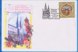TIMISOARA CHURCHES RAMANO CATOLICA NOTRE DAME ROMANIA COVER - Churches & Cathedrals