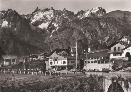 R14-465 - COURMAYEUR - AOSTA - F.G. - NVG. - A. ´50 - Piacenza