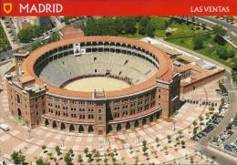 Plaza De Toros De Las Ventas - Madrid (Spain) Postcard - Size 15x10 Cm. Aprox. - Otros