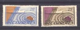 Réunion  :  Yv  279-80   * - Réunion (1852-1975)