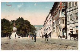 EB1259 TRIESTE - Monumento A Domenico Rossetti - Via Giulia - Trieste