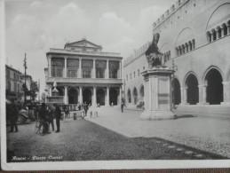 RIMINI  PIAZZA CAVOUR 1934 - Postcards