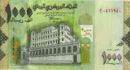 Yemen 1000 Rial (P36) -UNC- - Yemen
