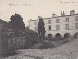 TOURNUS HOTEL DIEU - France