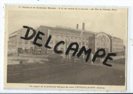 """Calendrier De Poche 1936- Sucre """"SOL"""" -Un Aspect De La Puissante Fabrique De Sucre D'Eppeville-Ham - Calendriers"""