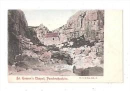 St. Gowan's Chapel, St. Gowans, Pembrokeshire UNUSED - Pembrokeshire