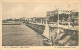 33 - ARCACHON - Le Nouveau Boulevard-Promenade - Arcachon