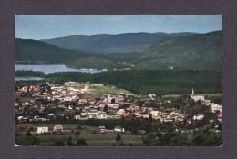 QUÉBEC - ST DONAT - LAC ARCHAMBAULT - VUE DE ST DONAT DE MONTCALM - PHOTO FRANK SCOFIELD - Quebec