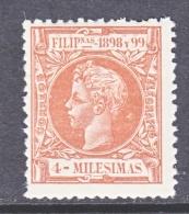 SPANISH COLONIES PHILIPPINES   195    * - Philipines