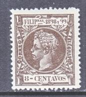 SPANISH COLONIES PHILIPPINES   203  * - Philipines
