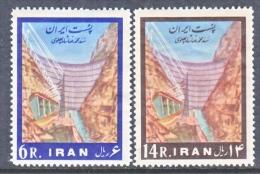 1 RAN   1236-7  MOHAMMED RIZA SHAH DAM  * - Iran