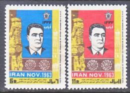 1 RAN   1267-8  * - Iran
