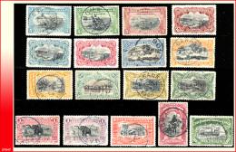 """Congo 0014/29(o) Paysages et Sujets """"Mols"""""""