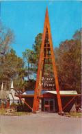 Florida Silver Springs - Entrance To The Prince Of Peace Memorial - Silver Springs