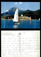 3550-05-524    Savines Le Lac  1971 Régate - France