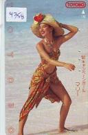 Télécarte Japon EROTIQUE (4358) ACTRESS * EROTIC  Japan PHONECARD EROTIK * BIKINI GIRL * BATHCLOTHES * FEMME * SEXY LADY - Fashion