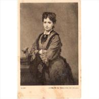 PERTP1707-LFTM4557TCMF.Tarjeta Postal PERSONAJES.Retrato De La MARQUESA DE  DILAR(Granada).LUPI - Femmes Célèbres