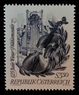 125 ANS DE L'ORCHESTRE PHILARMONIQUE DE VIENNE 1967 - NEUF ** - YT 1070 - MI 1236 - 1961-70 Ongebruikt