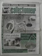 La Vie Du Col N°274 Mai 1999 - Tennis; Mode Et Toilette En CP; Outil Agricole; Radio Et TSF; Casque Pompier - Trödler & Sammler