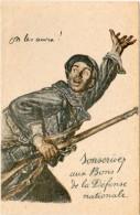 Abel Faivre - On Les Aura ! Souscrivez Aux Bons De La Défense Nationale (69587) - Guerra 1914-18