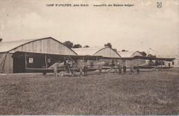 Camp D'AVIATION , Près DIJON  - Escadrille Des Biplans Bréguet - Aeródromos