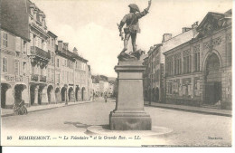 Remiremont Voltaire - Remiremont