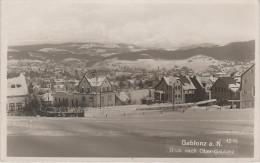 AK Jablonec Nad Nisou Blick Ober Gablonz Winter Bei Reichenberg Liberec Tannwald Tanvald Kukan Wiesenthal Grottau - Sudeten
